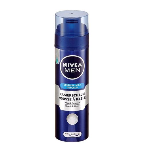 فوم اصلاح مردانه نيوآ مدل Original Mild 200ml | Nivea Original Mild 200ml Shaving Foam